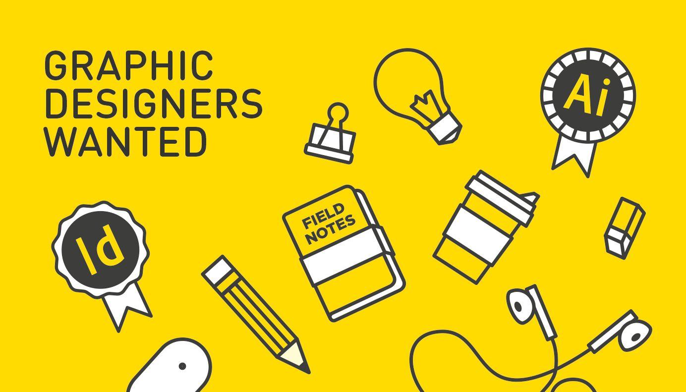 [HN] Graphic Designer