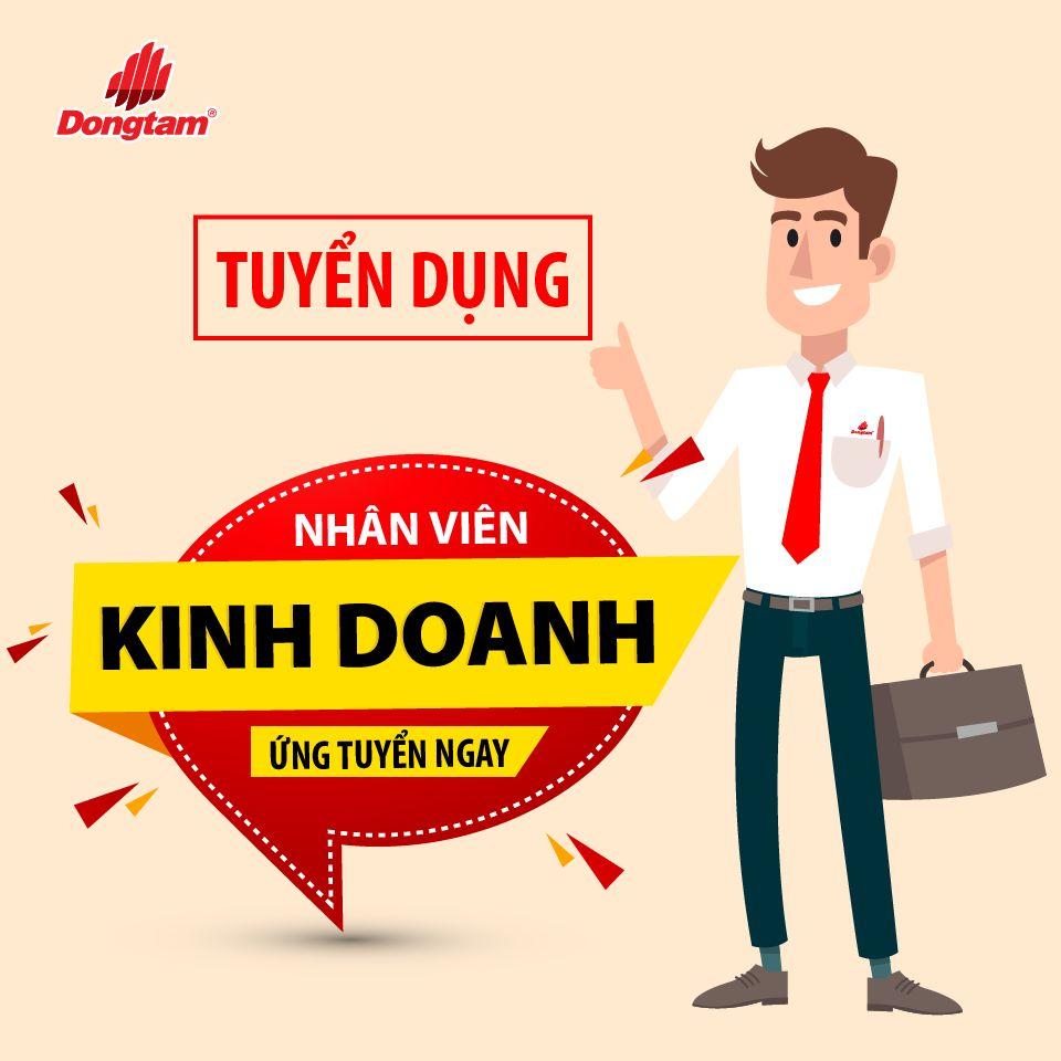 NHÂN VIÊN KINH DOANH - CN THANH HÓA
