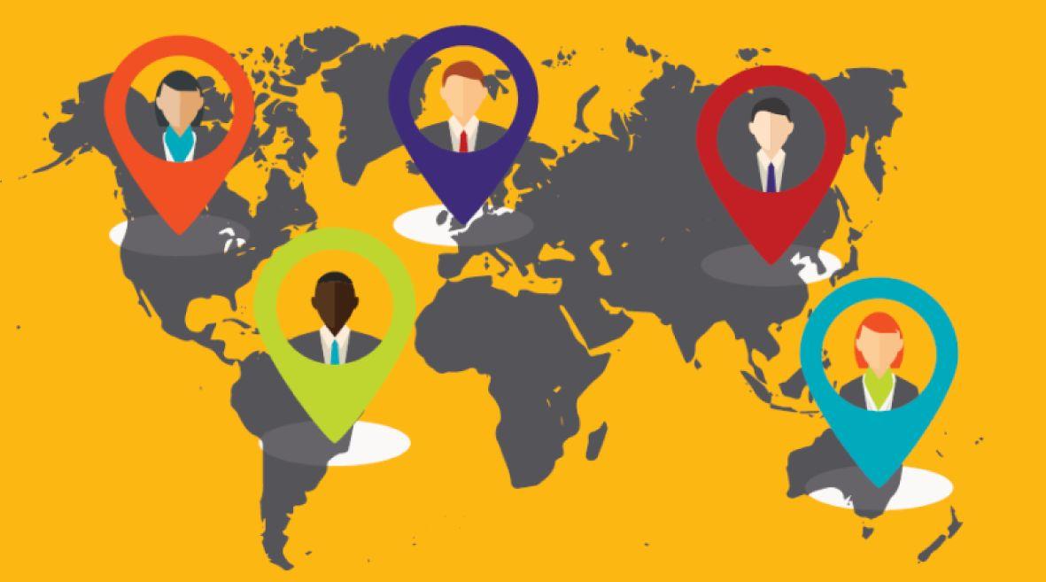 """Định hình ngay tư duy toàn cầu cho doanh nghiệp nếu bạn muốn """"go global"""" trong thời gian tới"""