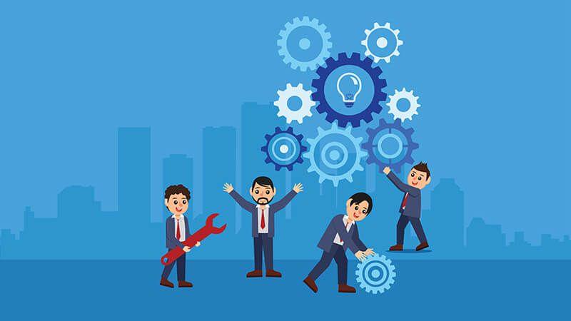 Chấm dứt sự trì trệ trong quản lý dự án bằng phương thức cộng tác 4.0