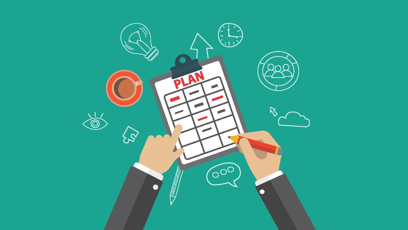 6 bước lập kế hoạch hoàn hảo cho nhà quản trị hiện đại