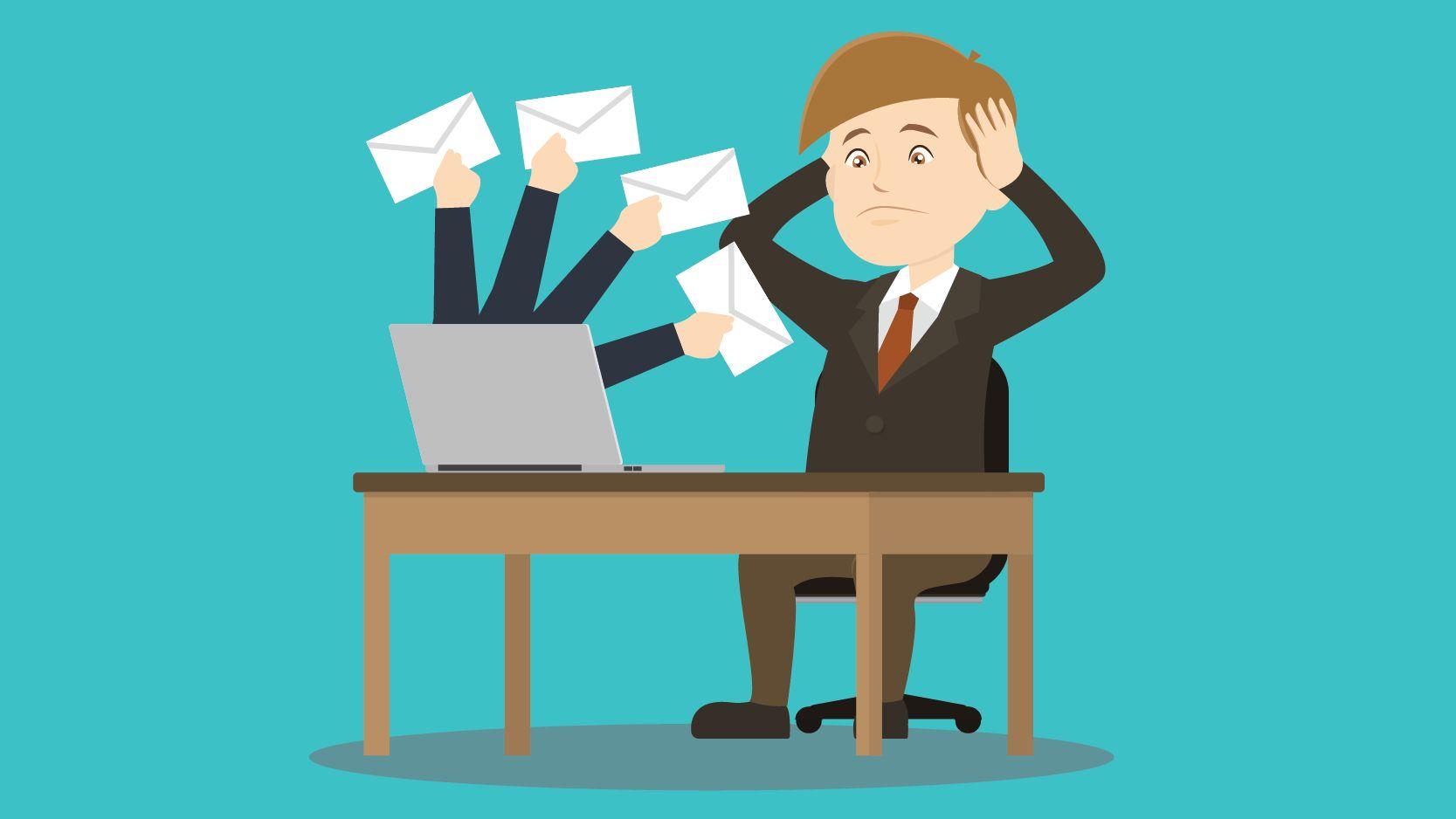 6 lý do Email không thể là công cụ quản lý công việc của thời đại 4.0