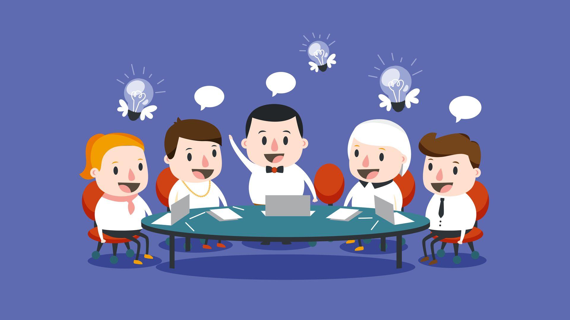12 thói quen của những doanh nghiệp cộng tác hiệu quả (Phần 1)