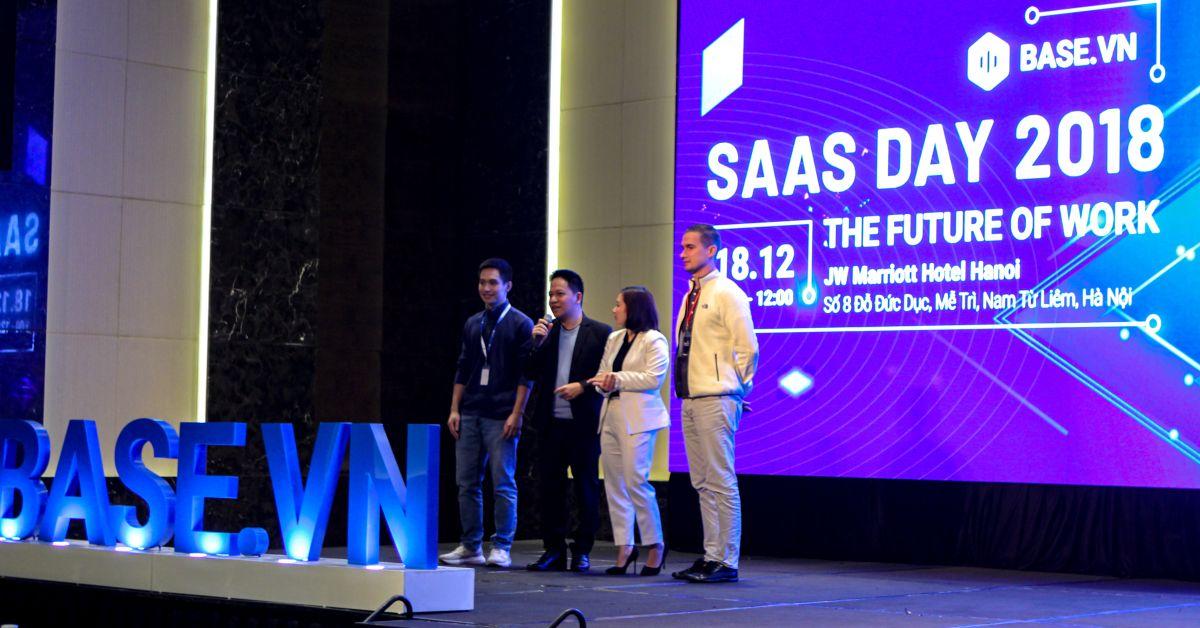 Sớm hay muộn các doanh nghiệp Việt Nam cũng sẽ phải đi theo trào lưu sử dụng SaaS của thế giới