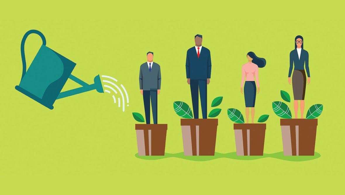 Đây là cách bạn nên dùng để phát triển đội ngũ quản lý cấp trung (middle managers)