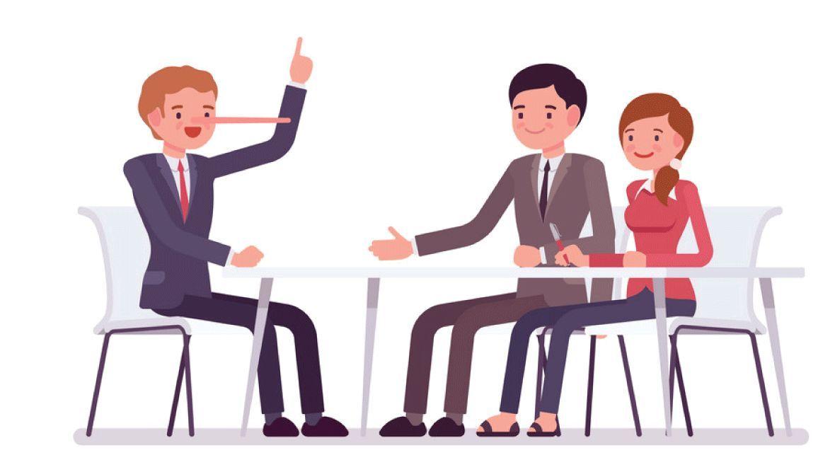 Phát hiện ứng viên nói dối qua 5 bước: Để bạn không phải trả giá cho việc tuyển sai người