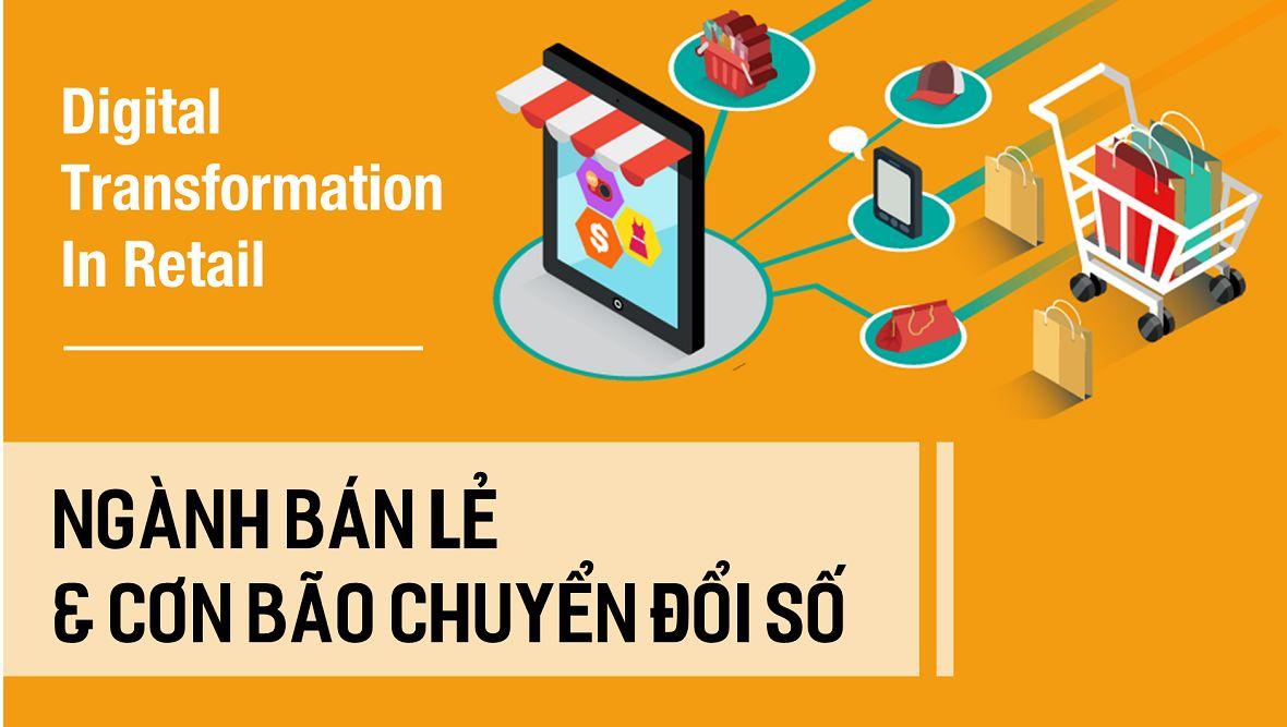 Digital Retail: Ngành bán lẻ Việt và cơ hội chuyển mình trong kỷ nguyên số