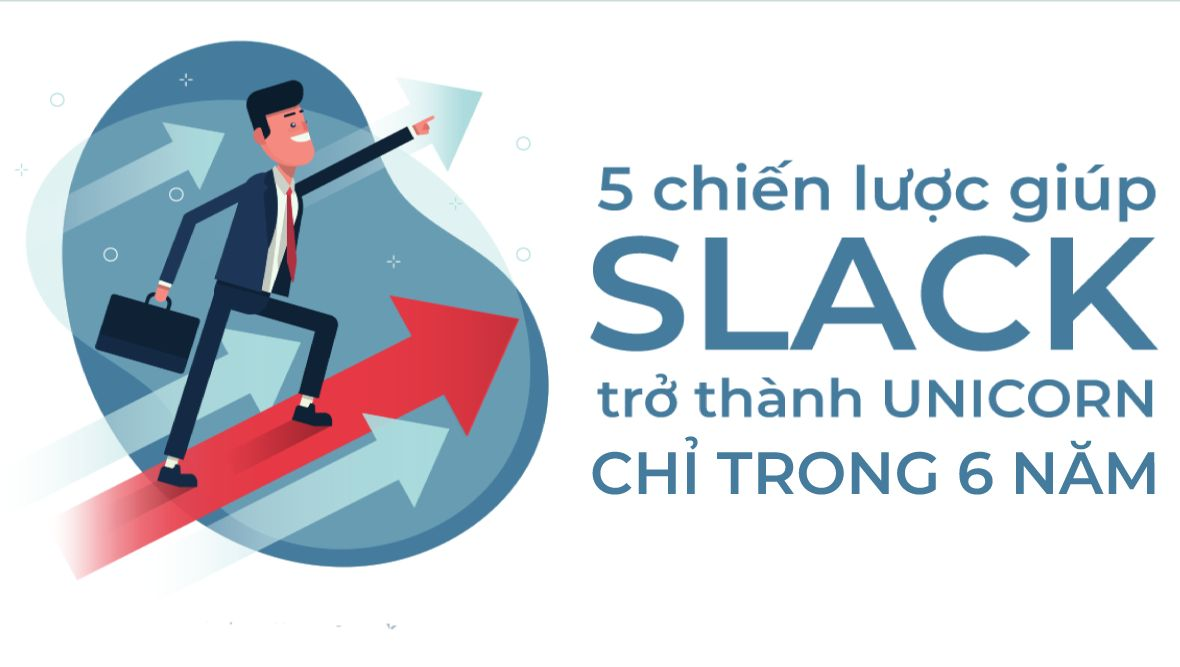 Hành trình 6 năm trở thành startup tỷ đô củaSlack: 5 chiến lược các startup có thể học hỏi
