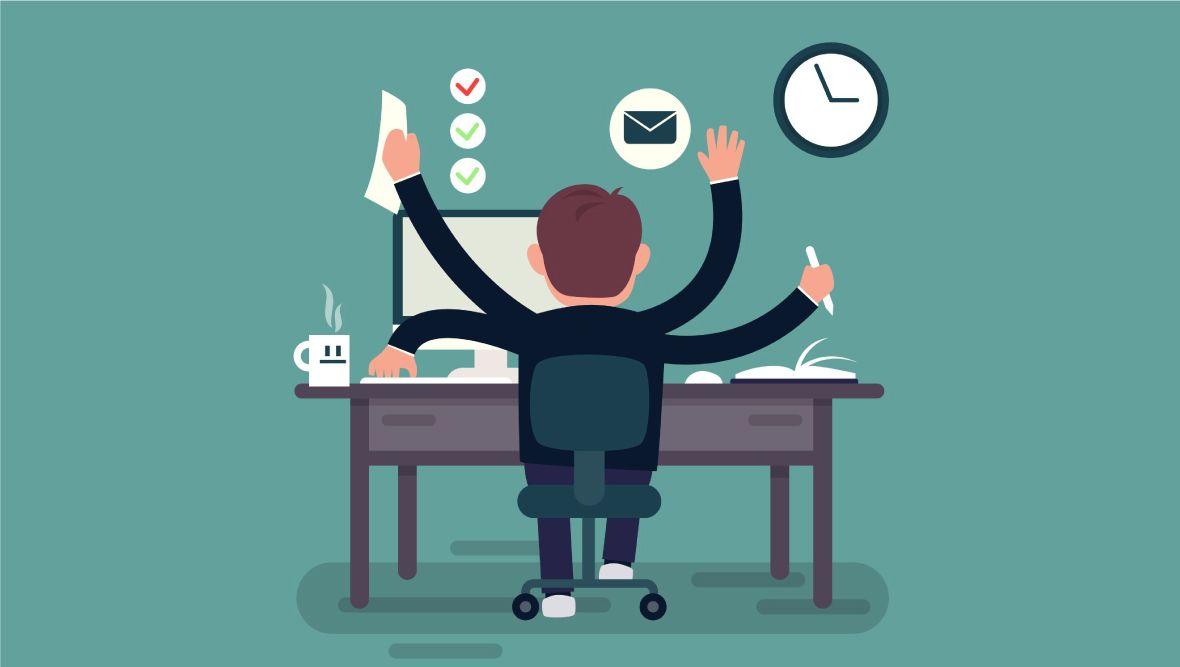 """""""Multitasking làm giảm 10 điểm IQ ở con người"""": Khoa học đã chứng minh"""