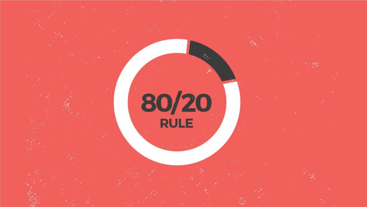 Nguyên tắc Pareto (Nguyên tắc 80/20) là gì? Áp dụng vào quản trị năng suất như thế nào cho đúng?